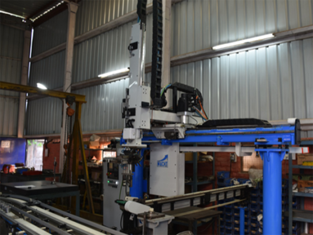 Linear Robotic Automation System