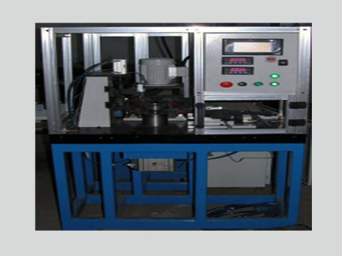 Rotor Run-out Checking Machine