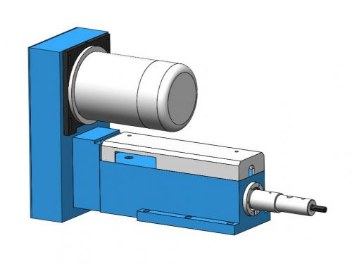 SELF FEED TAPPING UNIT - MTSF 24-70